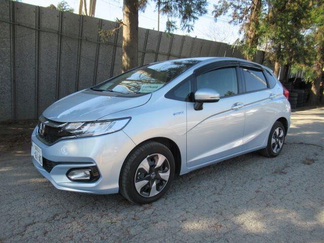 Honda FIT HYBRID L Package