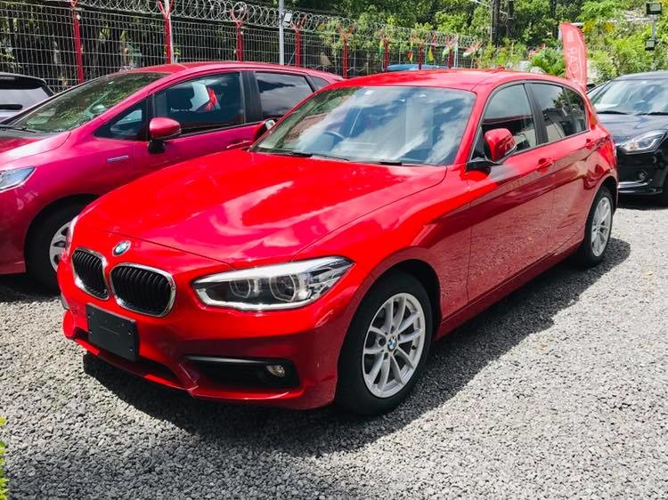 BMW 118i Urban Line