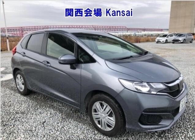 Honda Fit 1.3 Petrol Sensing