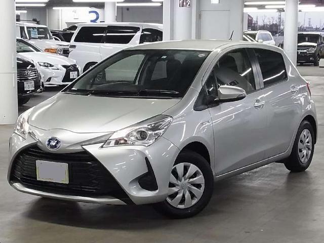 Toyota Vitz Hybrid 1.5